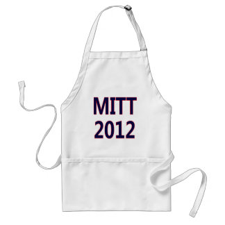 Vote Mitt Romney 2012 Standard Apron