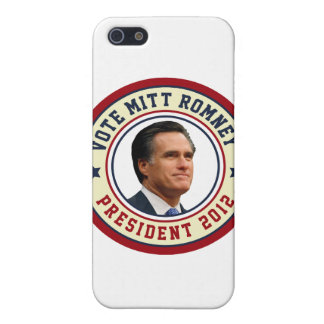 Vote Mitt Romney For President 2012 Covers For iPhone 5