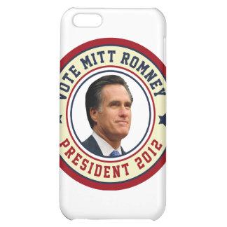 Vote Mitt Romney For President 2012 Cover For iPhone 5C