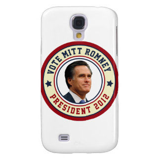 Vote Mitt Romney For President 2012 Samsung Galaxy S4 Covers
