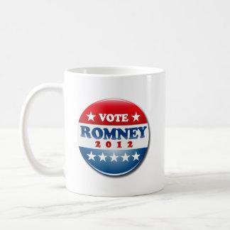 VOTE MITT ROMNEY PIN ROUND.png Coffee Mugs