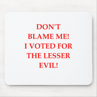 VOTE MOUSE PAD