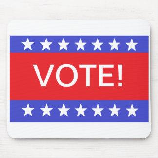 """Vote!"" Mousepad"