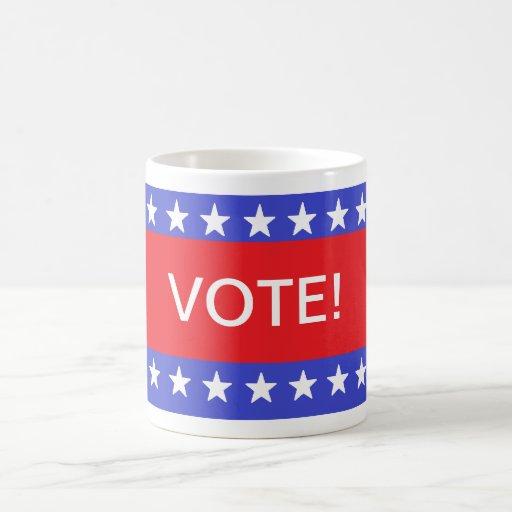"""""""Vote!"""" Mug"""