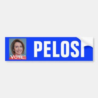 Vote Nancy Pelosi Bumper Sticker