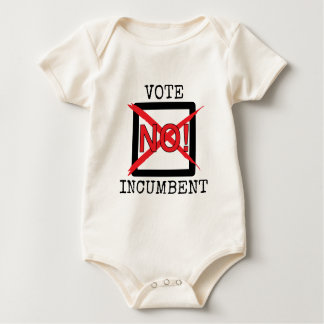 Vote-no.png Baby Bodysuit