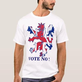 Vote No to Scottish independence T-Shirt