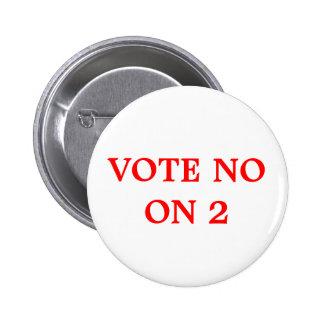 VOTE NOON 2 BUTTON