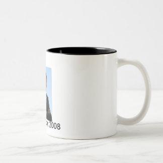 Vote Obama 2008 Coffee Mug