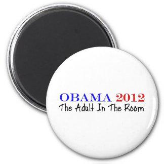 Vote Obama 2012 Fridge Magnets