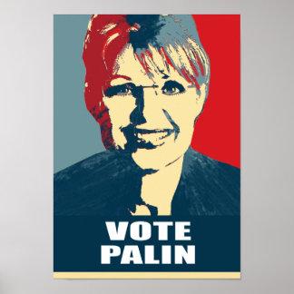 VOTE PALIN POSTERS