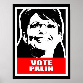 VOTE PALIN POSTER