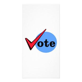 Vote Photo Cards