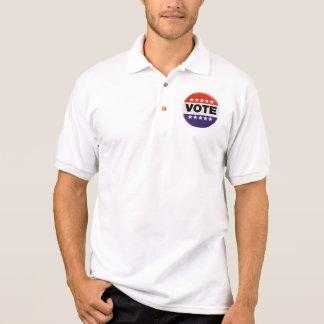 Vote  polo shirt