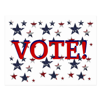 vOTE! Post Card