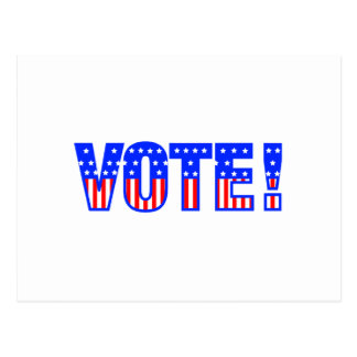 Vote Post Cards
