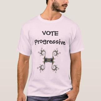 Vote Progressive  Shirt