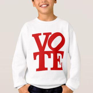 VOTE (red) Sweatshirt