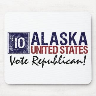 Vote Republican in 2010 – Vintage Alaska Mousepad