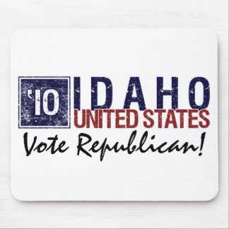 Vote Republican in 2010 – Vintage Idaho Mousepads