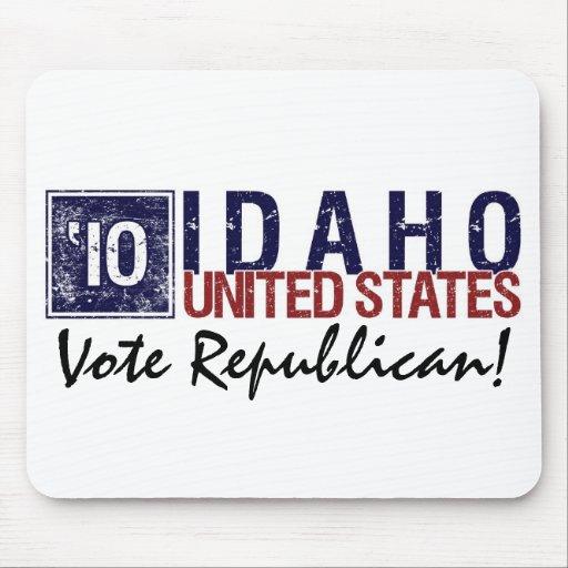 Vote Republican in 2010 – Vintage Idaho Mousepads