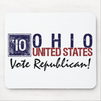 Vote Republican in 2010 – Vintage Ohio Mousepads