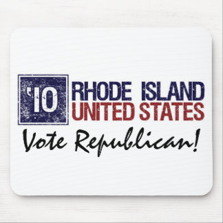 Vote Republican in 2010 – Vintage Rhode Island Mouse Pads