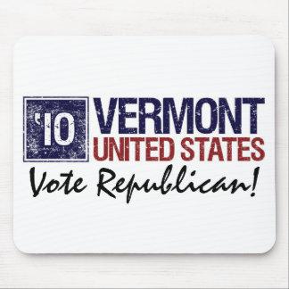 Vote Republican in 2010 – Vintage Vermont Mouse Pad
