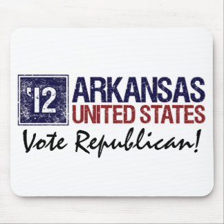 Vote Republican in 2012 – Vintage Arkansas Mouse Pad