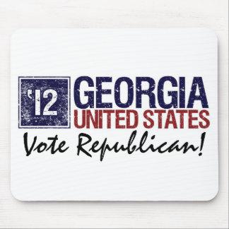 Vote Republican in 2012 – Vintage Georgia Mouse Pad