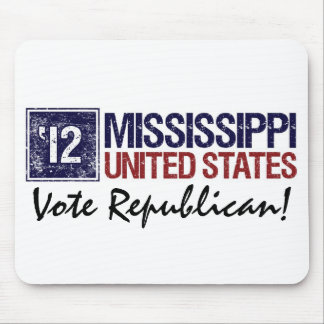 Vote Republican in 2012 – Vintage Mississippi Mousepads