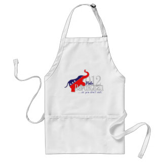 Vote Republican...Or You Don't Eat! - Apron