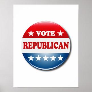 VOTE REPUBLICAN POSTER