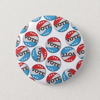 Vote Retro Badge