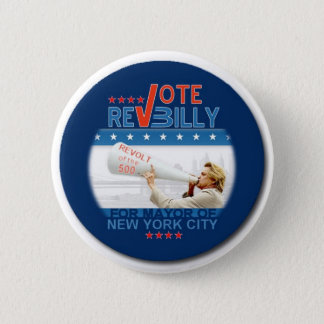 Vote Rev. Billy Pin
