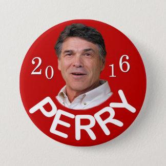 Vote Rick Perry 2016 7.5 Cm Round Badge
