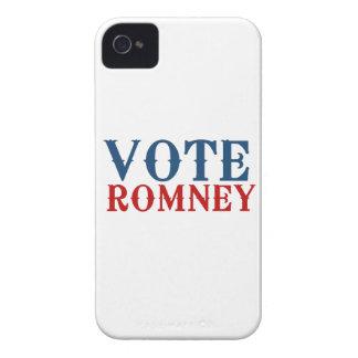 VOTE ROMNEY 2012 iPhone 4 CASES