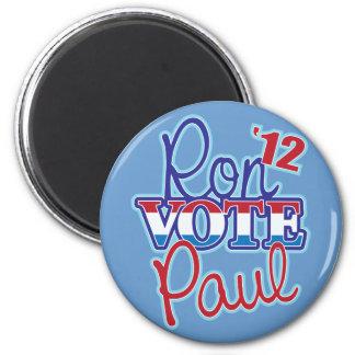 Vote Ron Paul '12 Refrigerator Magnet