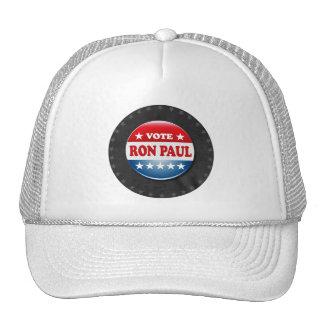 VOTE RON PAUL CAP
