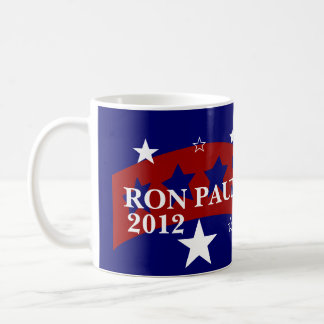 Vote Ron Paul for President 2012 Election Mugs