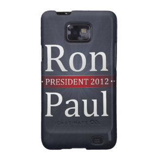 Vote Ron Paul for President in 2012 Galaxy S2 Case