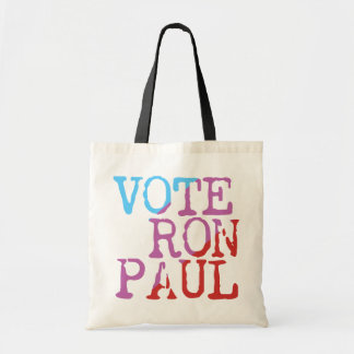 Vote Ron Paul for President Tote Bag