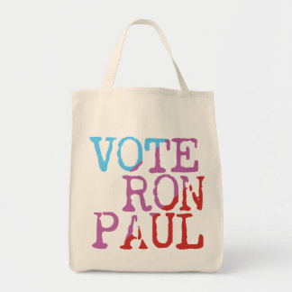 Vote Ron Paul for President Tote Bags