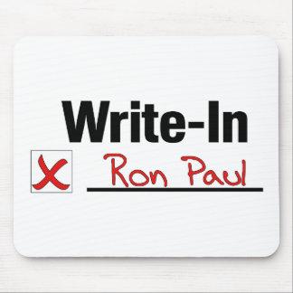 VOTE RON PAUL MOUSE PAD