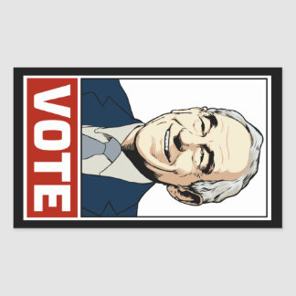 Vote Ron Paul Sticker