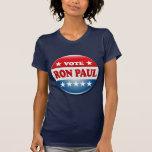 VOTE RON PAUL TSHIRTS