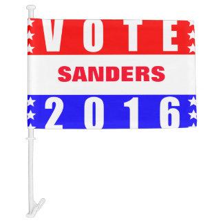 Vote Sanders 2016 Presidential Election Car Flag
