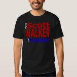 Vote Scott Walker For President Tees