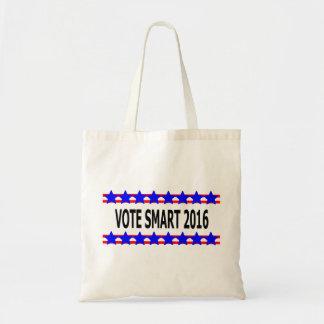 Vote Smart 2016 political tote bag