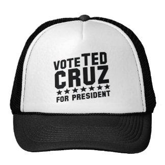 Vote Ted Cruz Cap